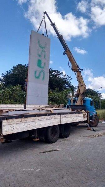 Aluguel de caminhão para transporte