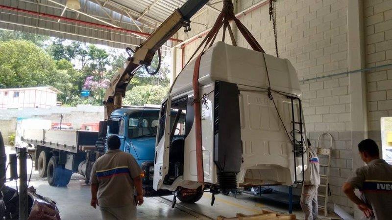 Içamento de máquinas e equipamentos