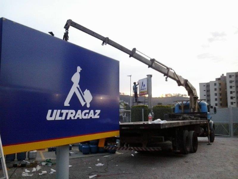 Içamento e movimentação de cargas