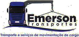 Transporte e Serviços de Movimentação de Carga - Emerson Transportes