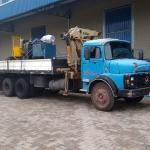 Aluguel de caminhão truck